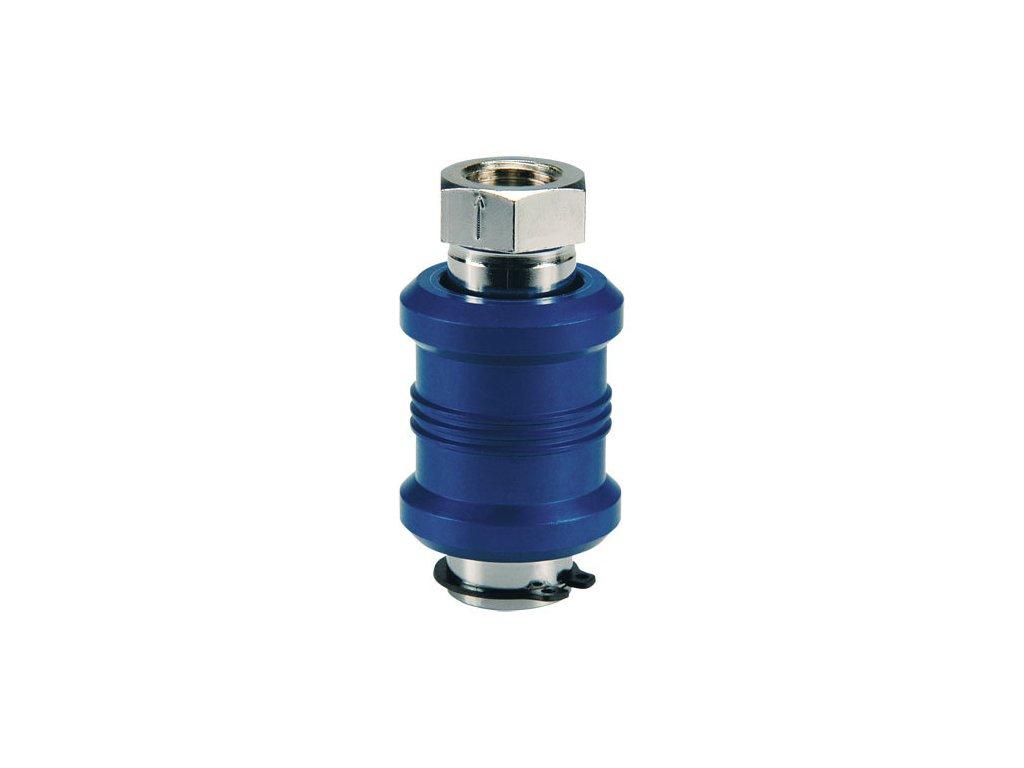 """Posuvný ruční ventil s vnitřním závitem s odfukem G1/2"""""""