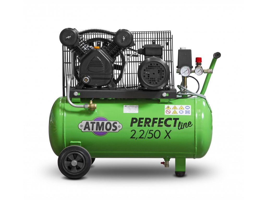 Pístový kompresor Perfect Line 2,2 kW - 50l X