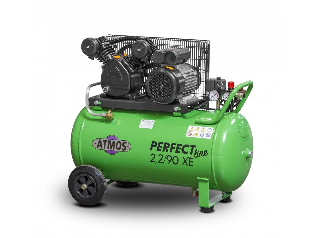 Pístový kompresor Perfect Line 2,2 kW - 90l XE