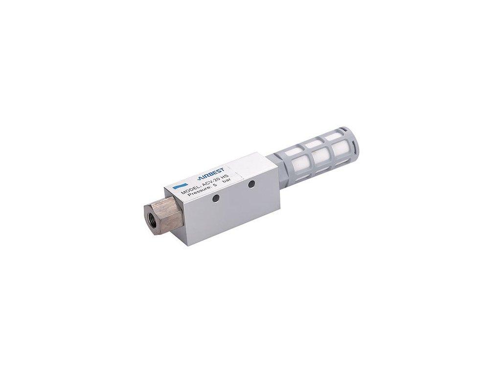 Miniaturní ejektor ACV 2mm 53-kPa