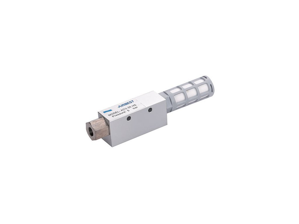 Miniaturní ejektor ACV 1mm 87-kPa