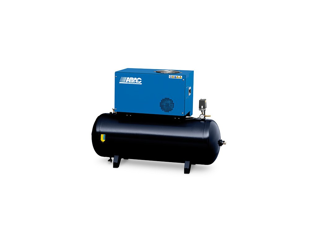 Pístový kompresor s krytem - SLN-4-270FTHX