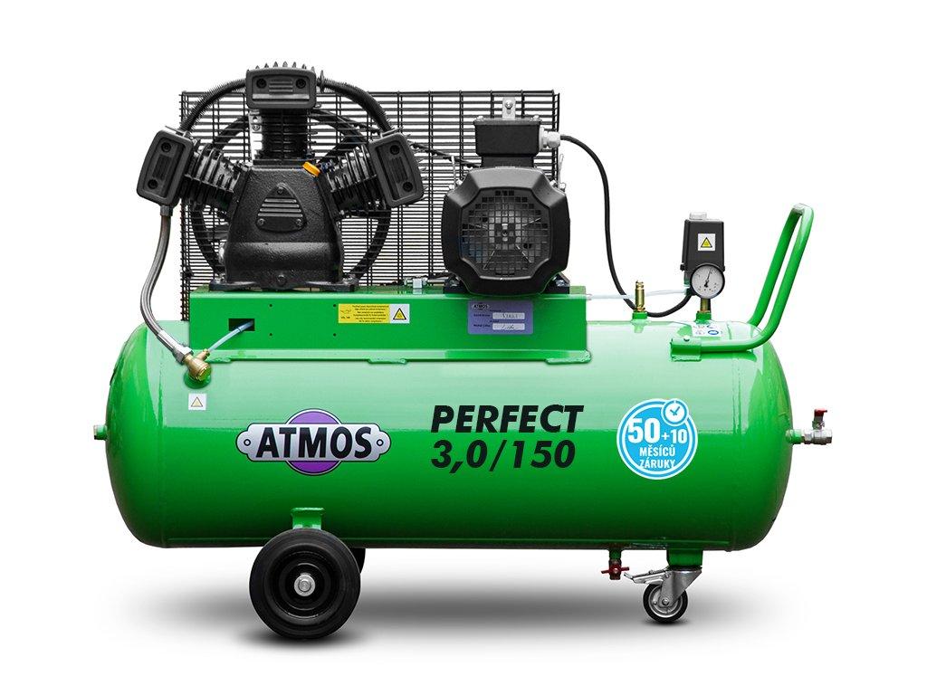 3 0 150 pistovy kompresor atmos perfect