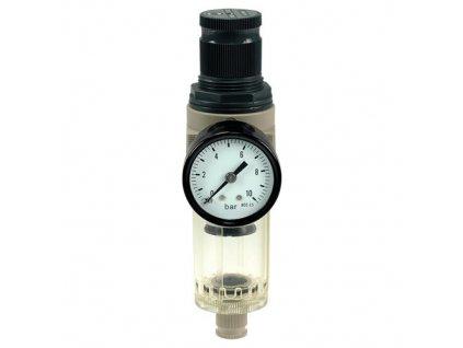 """Regulátor tlaku s filtrem do 13 bar - 1/4"""""""