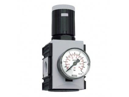 """Regulátor tlaku 3/8"""", 0,2 - 4 bar, 4 300l/min"""