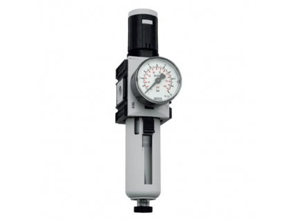 "Regulátor tlaku s filtrem 3/8"", 0,5 - 8 bar, 4 300l/min"