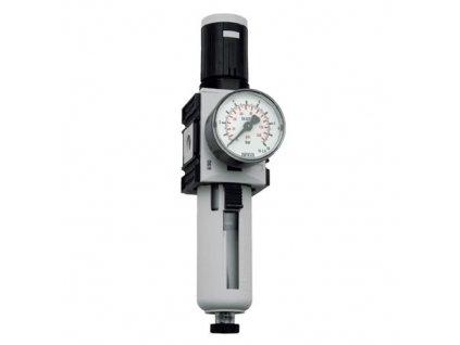 "Regulátor tlaku s filtrem 1/2"", 0,5 - 16 bar, 5 200l/min"