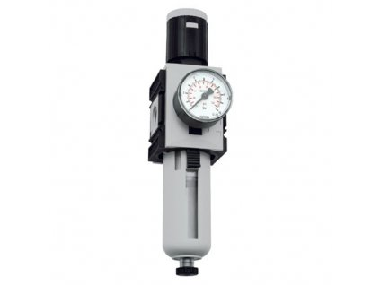 "Regulátor tlaku s filtrem 3/4"", 0,2 - 4 bar, 14 500l/min"