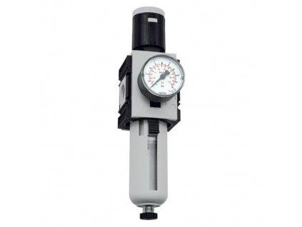 "Regulátor tlaku s filtrem 3/4"", 0,5 - 8 bar, 14 500l/min"