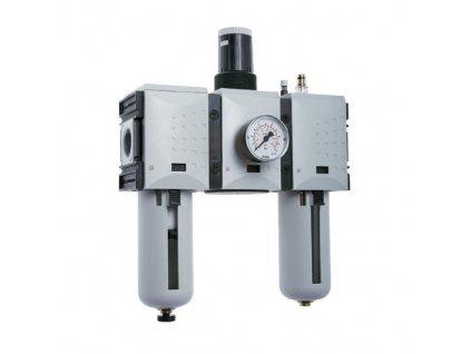 """Třídílné jednotky Futura 1"""", 0,5 - 16 bar, 12 300 l/min"""