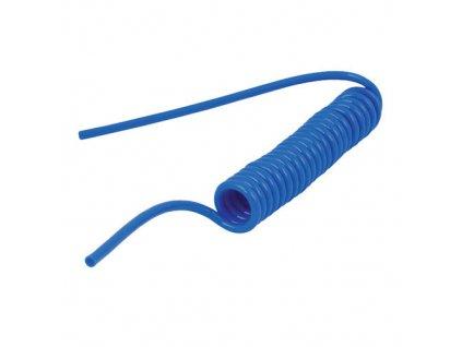 Spirálová hadice PUBM bez koncovek 6/4 mm - délka 1,5 m