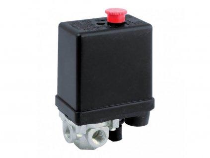 Tlakový spínač pro pístové kompresory - TS220