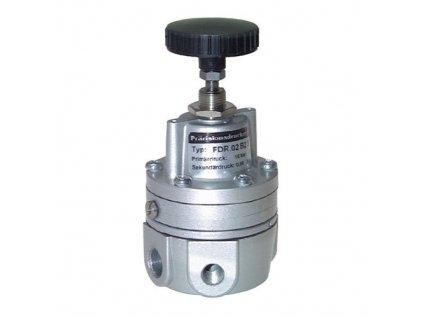 """Regulátor tlaku FDR 1/4"""", 950 l/min, 0,05 - 7 bar"""