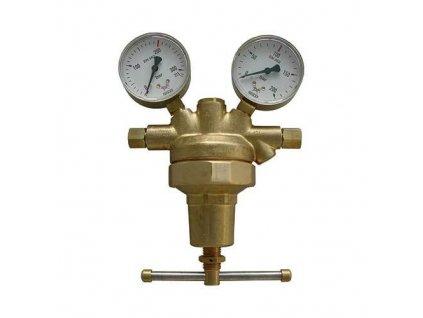 """Regulátor tlaku 1/4"""", 2700 l/min, 0 - 100 bar"""
