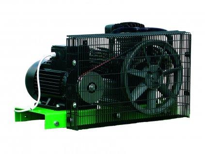 Pístový kompresor Perfect - 5,5PFT  + prodloužená záruka + Olej Atmos zdarma