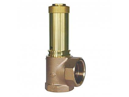 """Pojistný ventil pro páru 6380 - 1/2"""""""