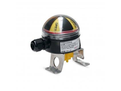 Eletrický snímač pro pneupohony
