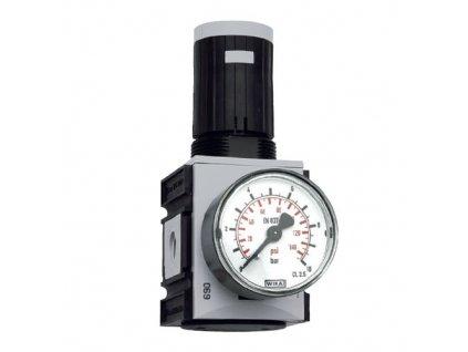 """Regulátor tlaku 1/4"""", 0,5 - 8 bar, 2 200l/min"""