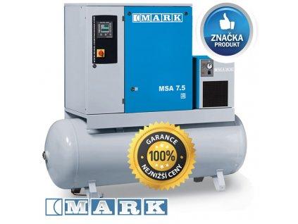 Šroubový kompresor MSA - MSA15/8-500D