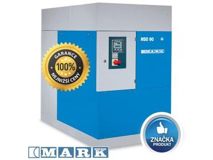 Šroubový kompresor MSD - MSD2-75/10