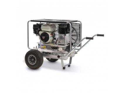 Pístový benzínový kompresor EA5,5-2x11RP