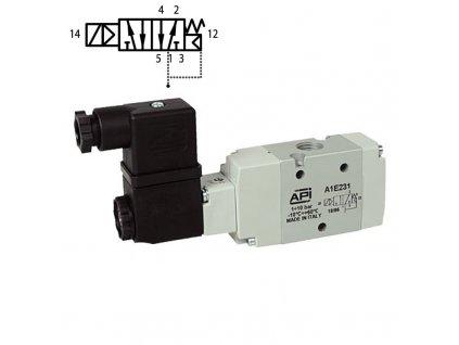 Elektromagnetický ventil A1E150