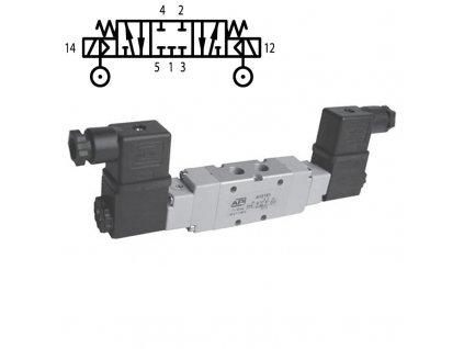 Elektromagnetický ventil A1K170