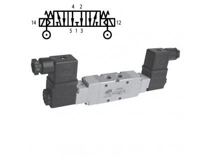Elektromagnetický ventil A1K171