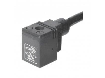 Konektor A12209 - LED kabel 2m 230V