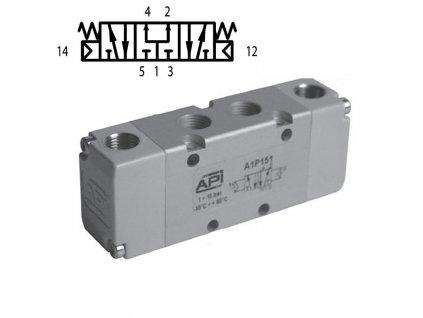a1p172 pneumaticky ventil vzduch automatizace min