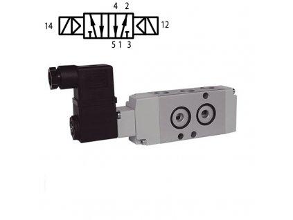 Elektromagnetický ventil NAMUR A1NE251