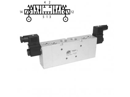 Elektromagnetický ventil A1K470
