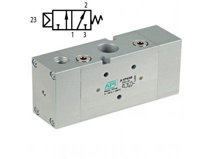 A1P431 pneumaticky ventil vzduch automatizace min