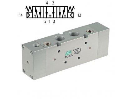 A1P471 pneumaticky ventil vzduch automatizace min