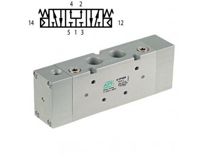 A1P472 pneumaticky ventil vzduch automatizace min