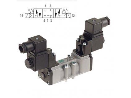 Elektromagnetický ventil ISO2E70