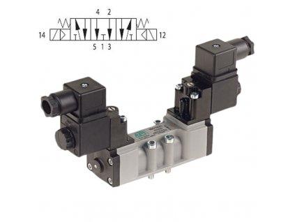 Elektromagnetický ventil ISO2E71