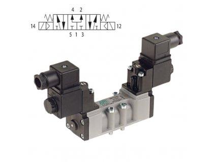 Elektromagnetický ventil ISO2E72