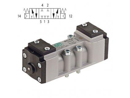 Pneumatický ventil ISO2P70