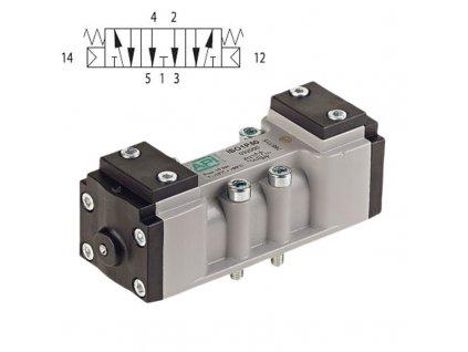 Pneumatický ventil ISO2P71