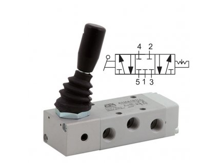 a1ma173ll rucni ventil vzduch automatizace