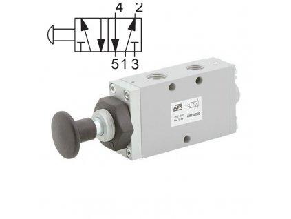 a1ma151tt rucni ventil vzduch automatizace