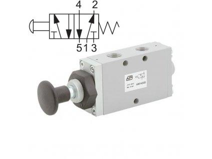 a1ma150tt rucni ventil vzduch automatizace