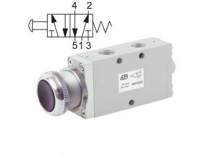a1ma150br rucni ventil vzduch automatizace