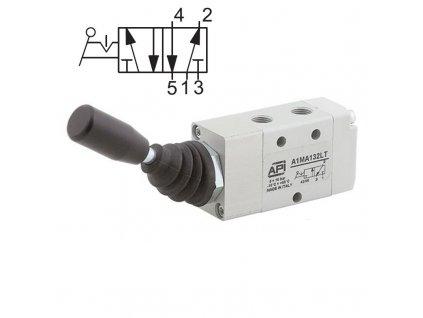 a1ma151lt rucni ventil vzduch automatizace