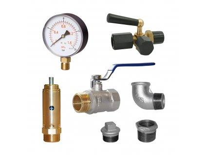 Sada pro tlakové nádoby VVS-900