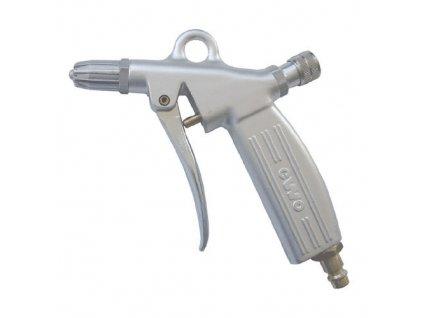 Kovaná ofukovací pistole odhlučněná s redukcí - 9 mm