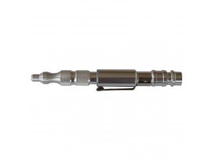 Ruční ofukovací pero s klipem