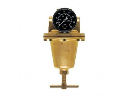 """Regulátor tlaku DR 1"""", 5 330 l/min, 16 bar"""