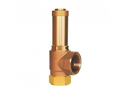 """Pojistný ventil pro páru 6395 - 1 1/4"""""""